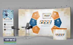 Booth Design Services Exhibition Banner Services India Booth Trade Show Displays