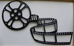 Home Theater Decor Movie Reel and Film Metal Wall Art - Wall Sculptures -  Amazon.com