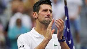 US Open: Novak Djokovic feels 'relief ...