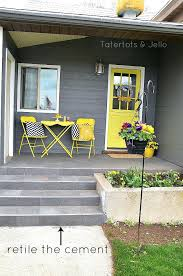 fancy painting concrete steps great remodeling concrete porch best concrete front steps ideas on painted painting