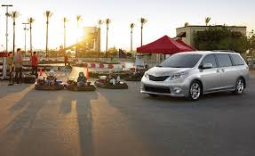 New Toyota Sienna Lease and Finance Offers Jacksonville Florida ...