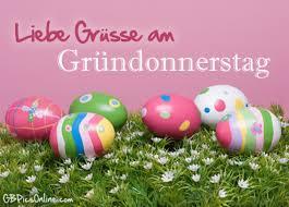 So kennt man den gründonnerstag auch als hoher donnerstag, heiliger donnerstag oder weißer donnerstag. Heute Ist Grundonnerstag Frondenberg Ruhr