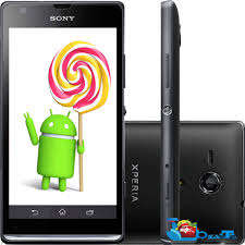 Lollipop On Sony Xperia SP With CM 12.1