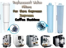 jura capresso impressa coffee machines