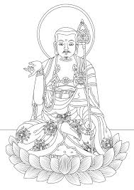 Small Picture Zen and Anti stress Coloring pages for adults coloring page
