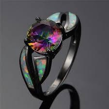 best 25 black opal ring ideas on australian black black gold jewelry