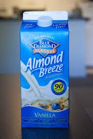 the sweetened vanilla almond 90