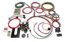 painless wiring harness ford painless 10101 21 circuit wiring harness gm keyed column hotrod ford chevy mopar