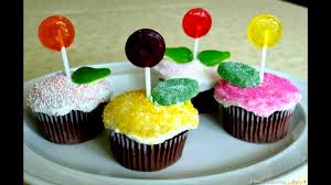 Easy Cupcake Decorating Ideas For Kids Youtube