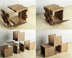 modular furniture system. IQubic Furniture System Lets The Users Play With Their Creativity Modular
