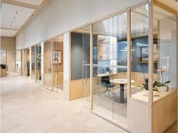 Office Partition Design Wooden Office Partition 6x6 Partition By 6x6