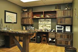 home office photos. Wood Home Office Desk Rustic Draped In Reclaimed Barn From Haste Woodcraft Mission . Photos D
