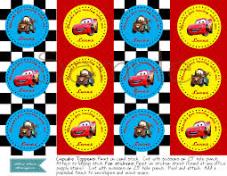 Collection Of Disney Cars Printables 31 Images In Collection