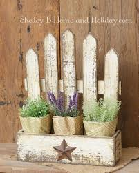 planters planter flower box with picket