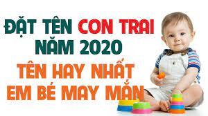 Gợi ý cách đặt tên con trai 2020 mang lại tài lộc cho gia đình