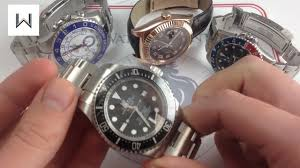 Rolex Watches Fit Guide Lug To Lug Measures Wrist Fit Showcase Part 1