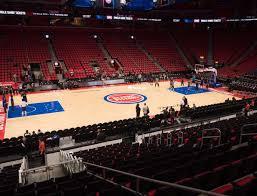 Detroit Pistons Seating Chart Little Caesars Little Caesars Arena Section 111 Seat Views Seatgeek
