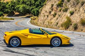 My car takes a long time to start. Review The 297 250 Ferrari F8 Spider Roars Glides And Bites Bloomberg