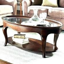 glass shadow box side table white coffee with top end tables round plans lift