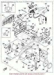 Fantastic mercury smartcraft wiring diagram illustration yamaha outboard rigging 1994 1996 remote control 5 703 pull