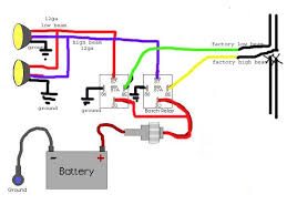 bosch relay wiring diagram bosch image wiring diagram bosch headlight relay wiring diagram wiring diagram on bosch relay wiring diagram