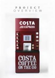 Costa Vending Machines Stunning Costa Express Supply Chain Digital Supply Chain News Magazine