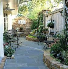 Small Picture Small Garden Patio Designs smashingplatesus
