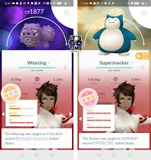 Pokemon Go Attack Chart Pokemon Go New Appraisal System Chart And Guide Plus A