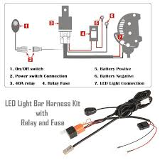 4x4 led light bar wiring diagram explore wiring diagram on the net • oslamp 5d led light bar cree chips 42 inch 400w offroad led whip antenna wiring diagram led tail light wiring diagram