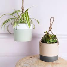 ... Terrarium Design, Indoor Hanging Plant Holders Types Of Hanging Plants  Hanging Ceramic Plant Pots: ...