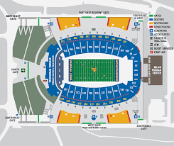 Five County Stadium Seating Chart Nationals Stadium Rows Online Charts Collection