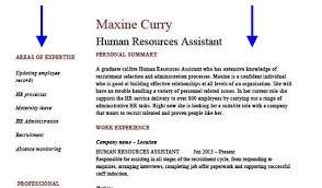Job Search Hacks How To Make A Killer Résumé Quickly College Choice Awesome Company Resume