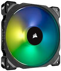 140-миллиметровый ШИМ-<b>вентилятор ML140</b> PRO RGB ...