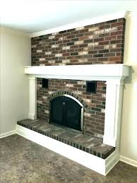 update stone fireplace fireplace update ideas images of brick fireplaces trim around fireplace the best update