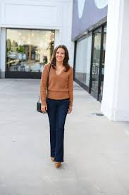Fall Business Casual Outfit - Lady in VioletLady in Violet