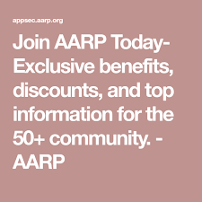 Aarp Weight Chart Join Aarp Today Exclusive Benefits Discounts And Top