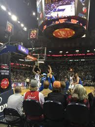 Fedex Forum Section 110 Row A Seat 5 Memphis Grizzlies