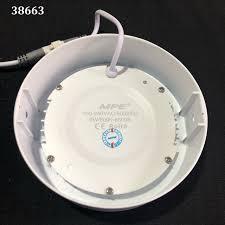 Đèn led panel tròn nổi 6w trắng SRPL-6T MPE