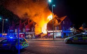 لندن - انفجار ليستر ليس عملا إرهابيا