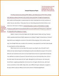 personal response essay outline nuvolexa summary and response essay toreto co personal introduction examples example additiona personal response essay outline