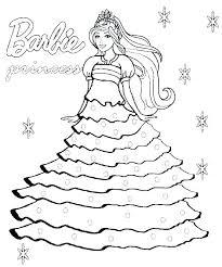 Barbie Mermaid Colouring Barbie Coloring Pages Free Mermaid Barbie