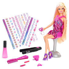 Barbie Hair Tattoos Doll 20 00 Hamleys For Barbie Hair