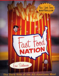 fast food nation by eric schlosser all time nonfiction fast food nation