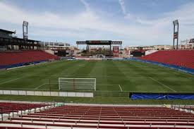 Fc Dallas Seating Chart Toyota Stadium Section 117 Row 20 Home Of Fc Dallas
