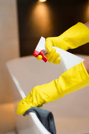 choose an appropriate cleanser read the labels to ensure the you choose is appropriate for cleaning acrylic or vinyl surfaces