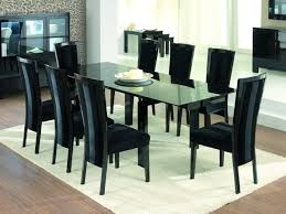 black dining room chairs with regard to marvelous impressive on cozynest home plans 19