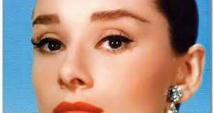 glamorous audrey hepburn 1950 s inspired makeup tutorial