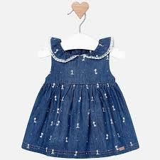 <b>Mayoral Платье для девочки</b> 1808 - Акушерство.Ru