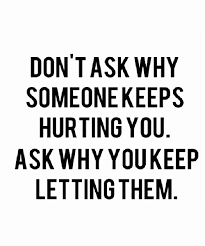 Hurting Quotes On Relationship Magnificent Don't Ask Why Someone Keeps Hurting You Love And Relationship