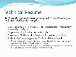 Professional And Technical Skills For Resume Presented By Konnect 4 Manpower Ppt Download